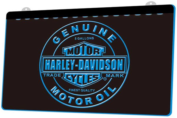 LD2455-b Motorcycle Bike Sales Services Neon Light Sign Decor Free Shipping Dropshipping Wholesale 6 colors to choose