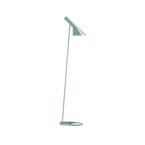 Criativo moderno Louis Poulsen Metal Aj Floor Lamp Por Arne Jacobsen Lâmpada de Leitura Para Sala de estar Quarto Bar Deco 1057