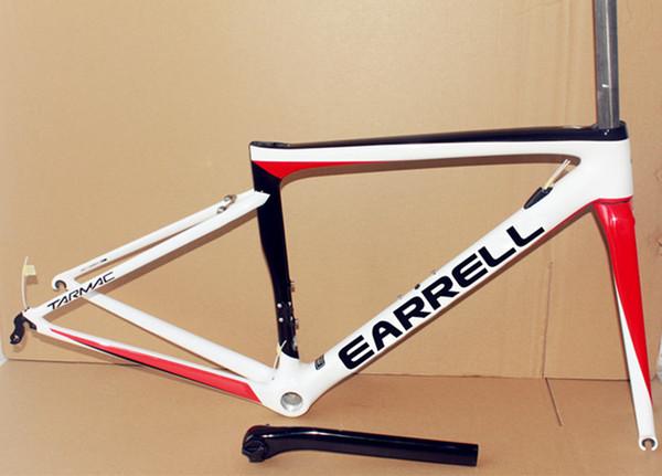 30 cor 2018 new T1000 quadro de bicicleta de estrada de carbono quadro de bicicleta de carbono 44/49/52/54/56 / 58CM