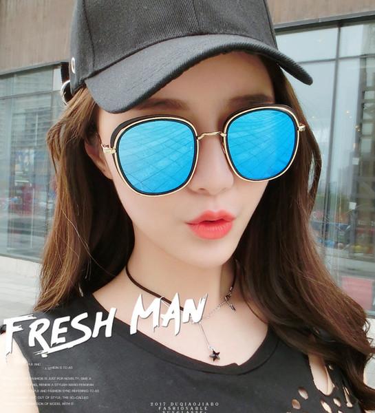 6efc893320 Gafas de sol de marca para hombre Mujer 2018 Gafas de sol nuevas para mujer  Diseñador