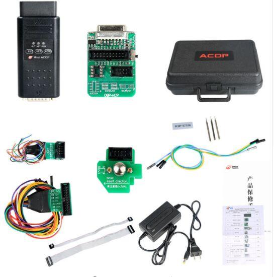 2019 Yanhua Mini ACDP Programming Master Wifi Work On PC/Android/IOS Basic  Configuration Support For BMW CAS FEM/BDC Key Programmer From Wxw1020,