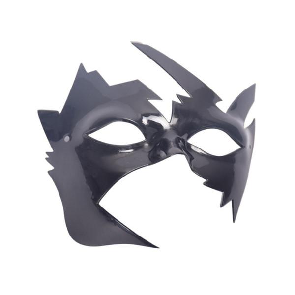 Mais novo Retro Homens Halloween Polido Antigo Prata Ouro Venetian Mardi Gras Masquerade Partido Máscaras 1 Peça