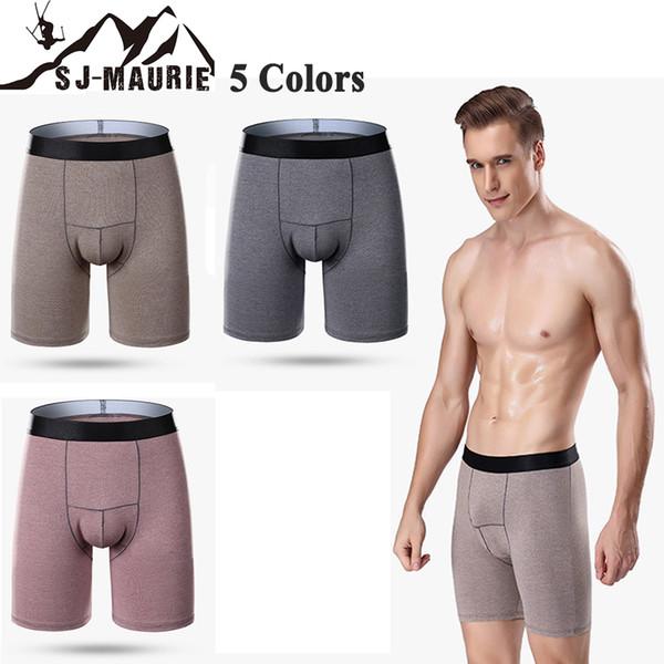 SJ-Maurie Men Shorts Running Sportwear Training Crossfit Fitness Compression Tights Running Tennis Sport Shorts Men for Gym