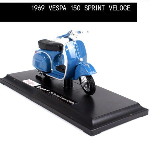 1969 stile blu