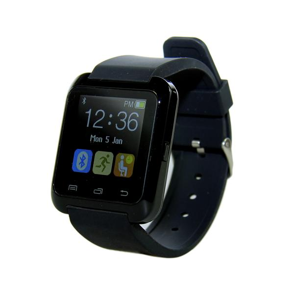 New U8 Smartwatch Bluetooth Wrist Watches Touch Screen For iPhone 7 Samsung S8 Android Phone Sleep Monitor Smart Watch With Retail Package