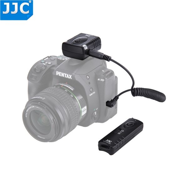 Camera Shutter Release 16 Radio Channel 433MHZ RF Wireless Remote Controller for PENTAX KP/K-70