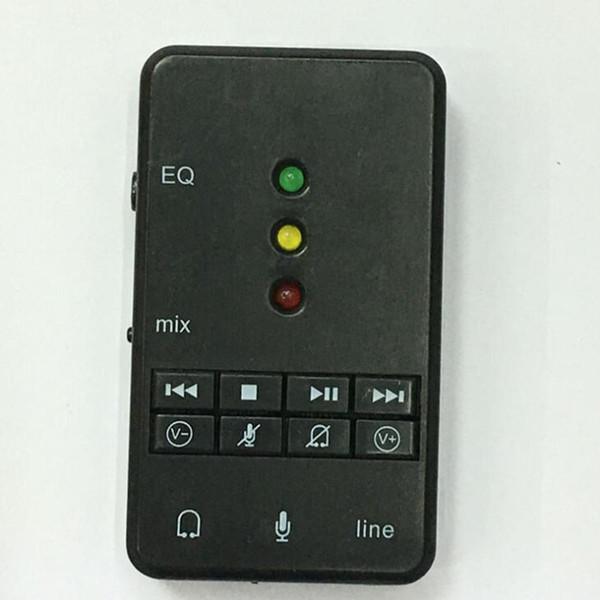 Внешний USB адаптер звуковой карты 7.1-канальный 3D аудио гарнитура микрофон 3.5 мм разъем для ПК ноутбук Win XP/78 Linux