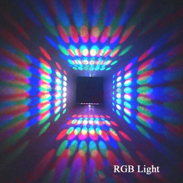 3W RGB 빛