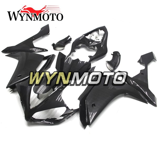 Carbon Fiber Effect Motorcycle Bodywork 2007-2008 R1 Complete Fairing Kit For Yamaha YZF1000 R1 YZF 1000 2007 2008 ABS Body Kits Motorbike