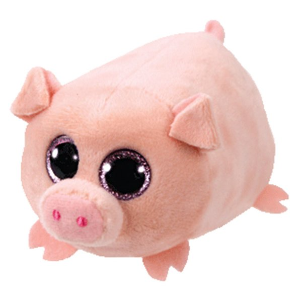 2018 New Tsum Tsum Teeny Tys Curly Pig Plush Toy 10cm Stuffed Animal Doll Cute Birthday gift Kids Toy Mini Soft