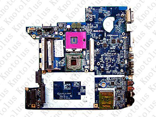 MBAQL02001 JAL90 LA-4201P für streben Laptop-Motherboard PM45 DDR2 4930g Freies Test-OK des Verschiffens 100%