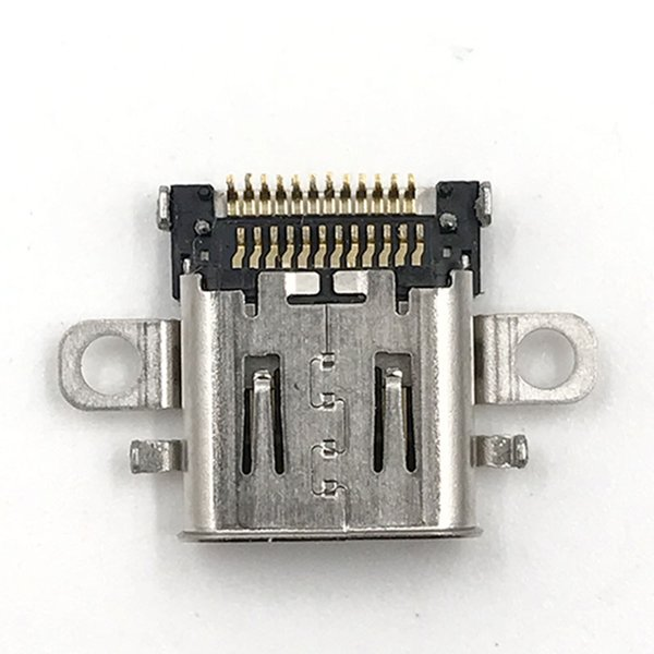 Original charging port Power Jack Connector Type-C Charger Socket For Switch NS Console High Quality FAST SHIP
