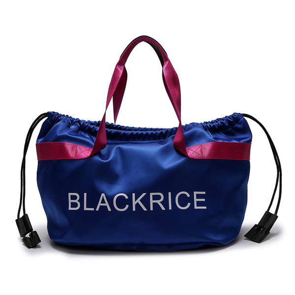 Women Travel Bags Carry on Luggage Bags Female Duffel Waterproof Oxford Travel Fashion Slogan Tote Large Weekend Bag