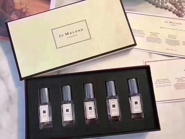 2018 for chri tma jo malone london 5 mell type perfume 9ml 5 hipping