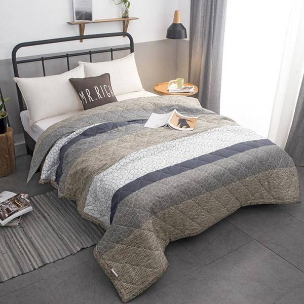 2018 nuovo arrivo a buon mercato sottile coperta trapunta trapunta trapunta trapunta estate tessili per la casa adatto per bambini uomini adulti