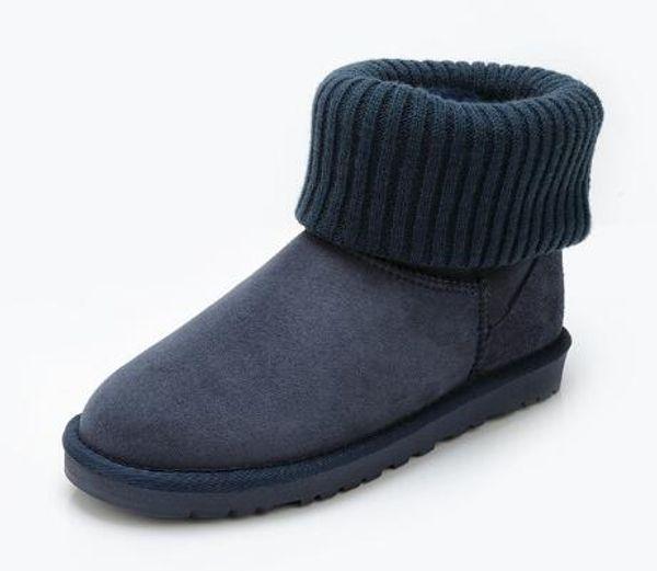 2018 Haute Qualité WGG Femmes Classique Grandes Bottes Femmes Boot Boot Neige bottes