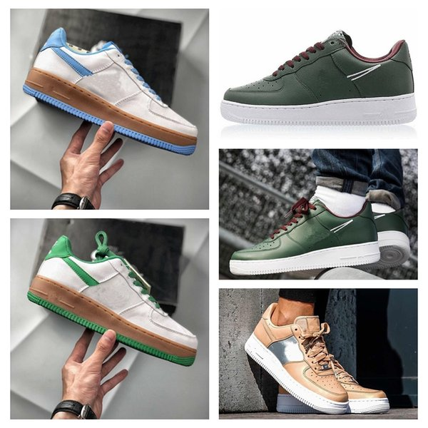 force270 / 1 Top Quality Drop Shipping Special Field AIR Mid Casual Shoes For Men Sports Shoes Athletic Sport Shoes