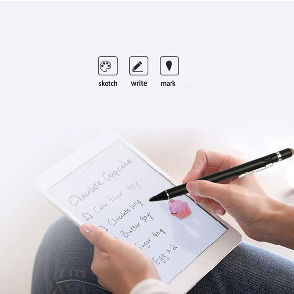 For Apple pencil touch pen High Precision Capacitive pen For iPhone iPad Pro/1/2/3/4 /iPad mini For samsung Tablet Pen