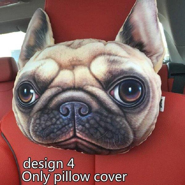 design 4 Uniquement taie d'oreiller