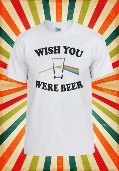 Жаль, что вы не были пиво комиксов новинка Мужчины Женщины жилет Майка унисекс футболка 1798 смешные футболки мужские футболки печатных