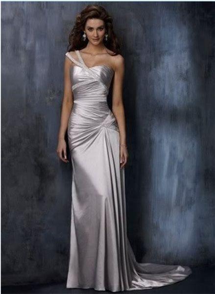 Compre Precio Más Barato Fashional Sirena Color Plata Vestido De Noche Largo Vestido De Fiesta En Stock Solo Queda 1 A 9548 Del Loverwedding