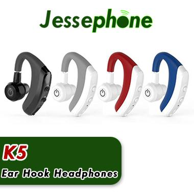 k5 wireless Bluetooth headphones CSR Chip Business Stereo wireless earbuds Earphones With Mic package for iphone samsung smartphones