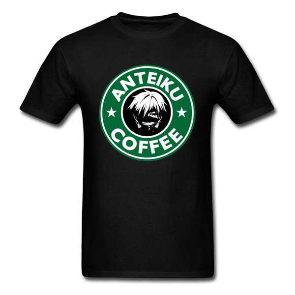 Funny Anteiku Coffee SB Vegeta Tshirt Super Saiyan Anime Graphic Boy T Shirt Round Neck Cotton Fabric Tops Shirt Great Tshirts