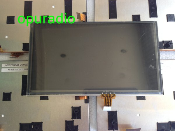 2017 Shap Lq065t5gg64 Lcd Display With Touch Screen Panel Monitor For  Mitsubishi Dvd Audio For Jee&P Chrysler Do&Dge Mygig Car Radio From  Opuradio,