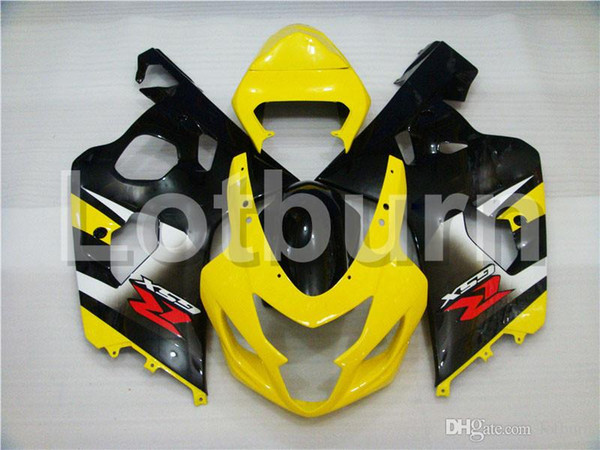 Moto Motorcycle Fairing Kit Fit For Suzuki GSXR GSX-R 600 750 GSXR600 GSXR750 2004 2005 K4 04 05 ABS Plastic Fairings fairing-kit A294