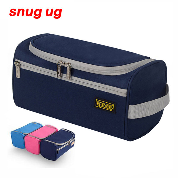 Barnd Hot Sell Necessaire Travel Business Men Wash Bag Multifunction Hook Up Hand Bag Women Cosmetic Makeup Case Organizers