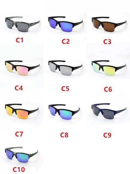 In stock Polarized Sunglasses For Men Summer Shade UV400 Protection Sport Sunglasses Men Sun glasses 10 Colors Hot Selling