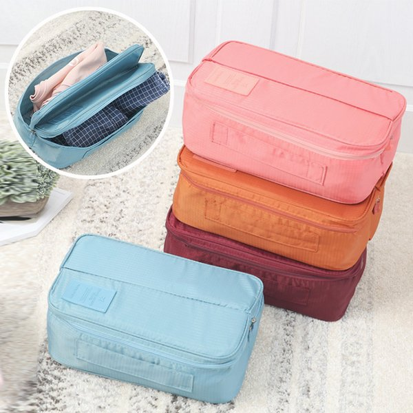 Korea multi-functional space socks portable toiletry bags Underwear collation receive bags clothing bag used for travel