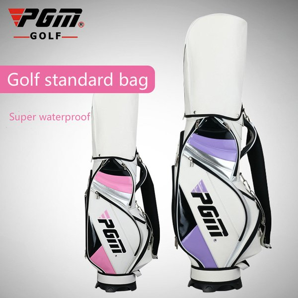 lightweight golf stand bag cart bag 14 way full length individual divider golf club organizer 2 colors