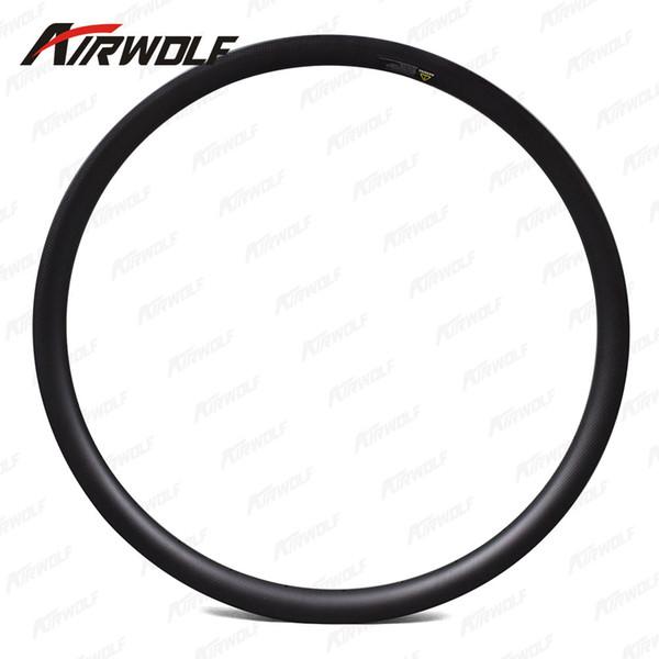 3K/UD Weave full carbon rim 26/27.5/29er rims Toray T800 bicicleta aro 29 China carbon fiber mtb wheel rims