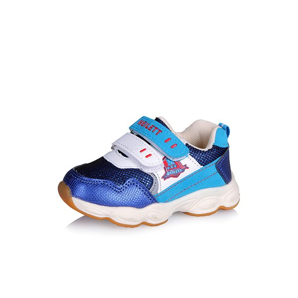 2018 spring new children sneakers boys and girls breathable net shoes 1-3 years old baby shoes fashion running shoes