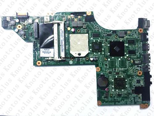 595133-001 für Laptop-Motherboard AMD DDR3 PAVILION DV6 DV6-3000 geben Test-OK des Verschiffens 100% frei