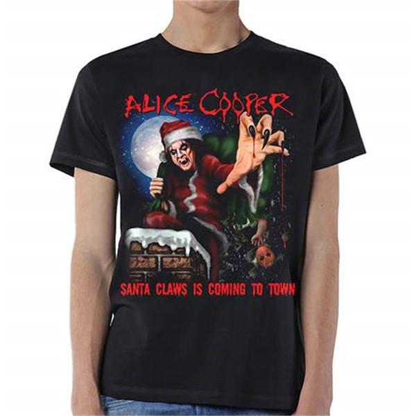 Rockoff Trade мужская Санта когти футболка, черный, X-large - мужская футболка черный