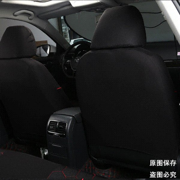 Auto sitzbezug auto sitzbezüge für Mitsubishi asx colt evolution galant grandis l200 lancer 10 9 x evo carisma montero sport