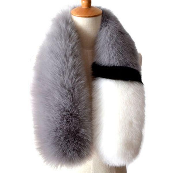 20 colores --- Accesorios para mujer Fluffy Faux Fur Cuff Warmer Wristband Warm decoración de moda para la capa de Down chaqueta de prendas de vestir exteriores Cuff