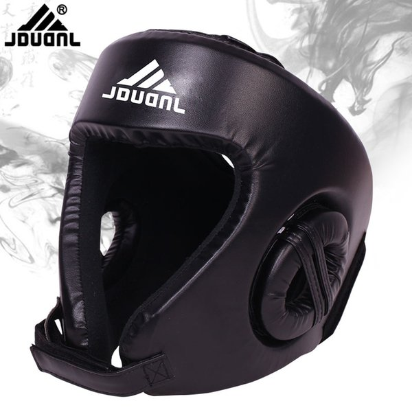 High Quality Professional Headgear Head Guard Training Helmet Kick Boxing Protection Gear 3Color Optional Boxing Gear