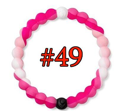 top popular New Pink Neno Bracelet with Tag and Individual Bag Mud from Dead Sea Snow from Mount High Quality 2019