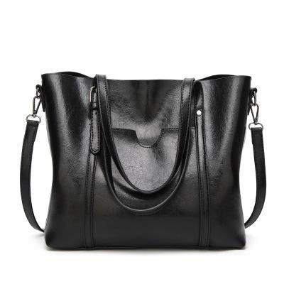 Großhandel 2018 Heiße Neue Große Kapazität Luxus Handtasche Mode Design Berühmte Marke Leder Diagonal Tasche 9 Farbe Leben Einkaufstasche Von