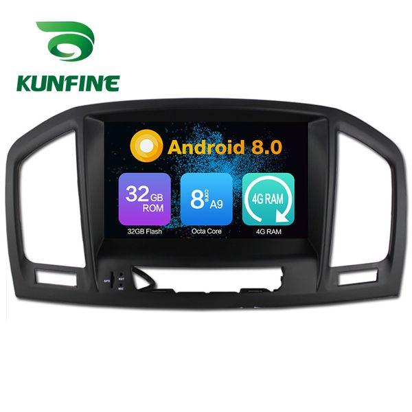 Octa Core 4 GB di RAM Android 8.0 Auto DVD Navigazione GPS Multimedia Player Car Stereo per Opel Vauxhall Insignia 2008-2013 Radio Headuint Wif