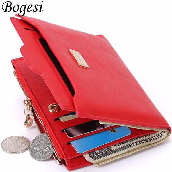 Ladies womans new original cuir véritable sac à main porte-monnaie argent pochette 3 zips