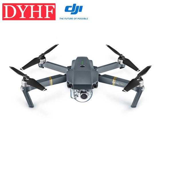In stock ! Refurbished original DJI Mavic pro combo drone with 4K video 1080p camera rc helicopter