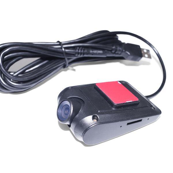 wholesale car dvr Ultra Slim 720P HD Car Front USB Digital Video Recorder DVR Camera For Car Android Navigator Headunit#4738