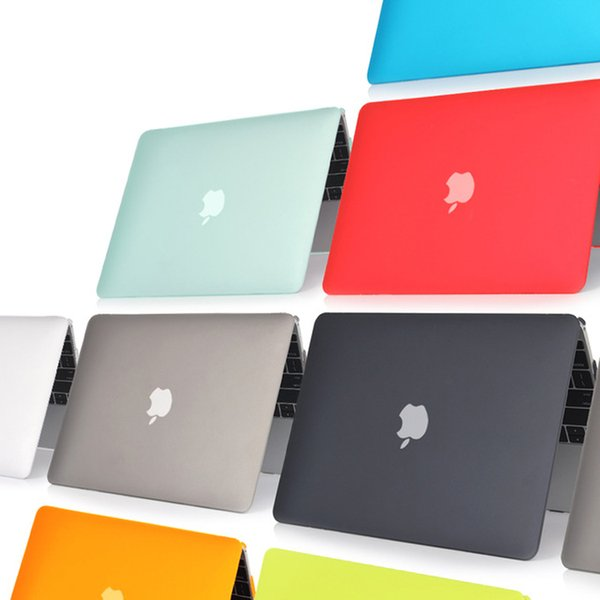 wholesale dealer 37ff1 b4666 2019 High Quality Plastic Frosted Case For Apple Macbook Air 11 Inch  Protective Shell Multi Color Optional From Lanvena, $4.99 | DHgate.Com