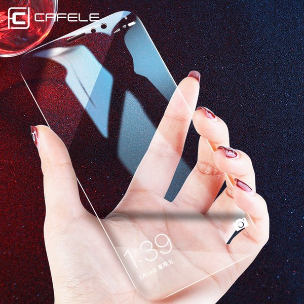 CAFELE 9H HD Tempered Glass for Huawei Mate 9 Ultra Thin Screen Protector for Huawei Mate 9 Non Full Cover Glass Film