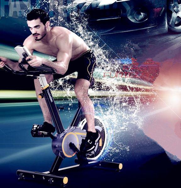 Commercial fitness equipment home use exercise bike/spin bike
