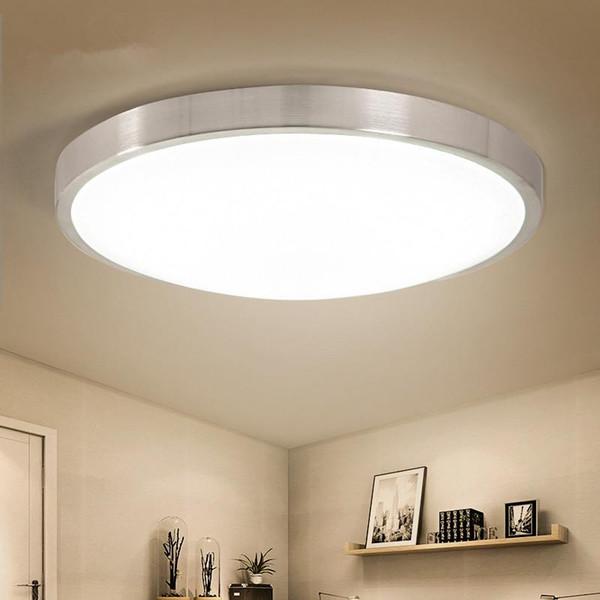 Acquista Plafoniere Moderne A LED Plafoniere Rotonde Cucina Soggiorno  Corridoio Illuminazione Interna Plafoniera Da Incasso A $37.65 Dal  Lamp_world | ...